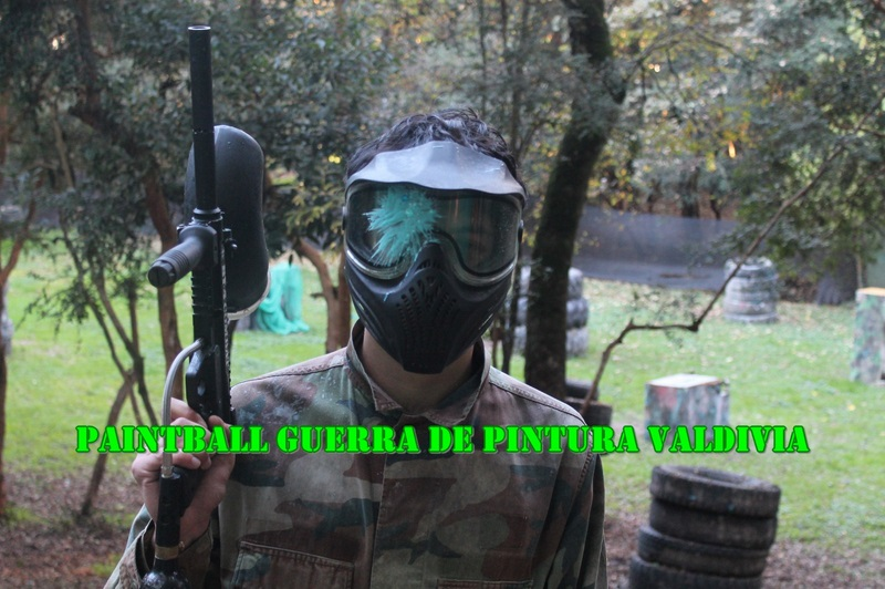Paintball en Valdivia todo el año !!! 21236886532